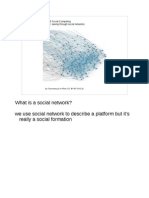Seeing Through Social Networks [IS52026B Social computing - week 3]