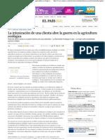 La intoxicación de una clienta abre la guerra en la agricultura ecológica · ELPAÍS