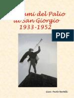 I Costumi del Palio di San Giorgio di Ferrara (1933-1952)