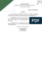 TJSP Auxílio-Acidente - cumulação - DOENÇA ANTERIOR