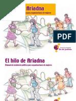 Documento No. 5 El Hilo de Ariana Manual de Incidencia Política para Organizaciones de Mujeres