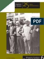 Dossier Movimiento Ecumenico Por Los Derechos Humanos