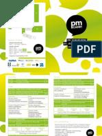 PMCamp11 - Programm