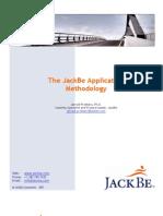 JackBe Application Methodology
