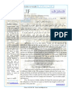 Ta'Aruf Vol1 Issue 3