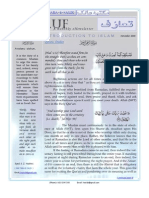 Ta'Aruf Vol1 Issue6