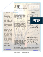 Ta'Aruf Vol1 Issue7
