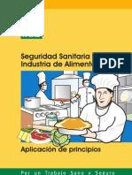 Seguridad Sanitaria en La Industria de Los Alimentos