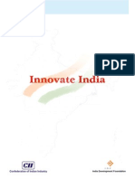 Report on Innovate