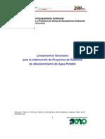 Lineamientos-AguaPotable-2010