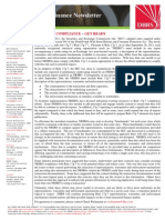 u s Structured Finance Newsletter Rule 17g 7 Compliance Get Ready