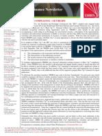 u s Structured Finance Newsletter Rule 17g 7 Compliance Get Ready