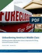 Unburdening America's Middle Class