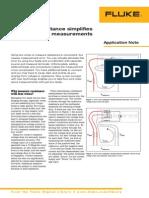 2x4 Wire Resistance Simplifies Precision Measurements