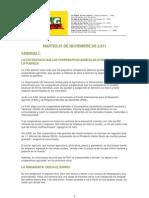 Noticias 01.11.11