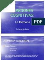 Clase Memoria