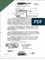 Dissemination of Combat Information 28 December 1951