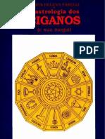 Livro - A Astrologia Dos Ciganos