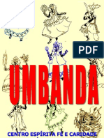 Livro - Umbanda - Jaime Mendonça