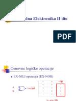 Digitalna elektronika 2