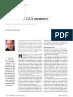 CAD Ceramics