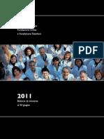 Telethon Bilancio Di Missione 2011
