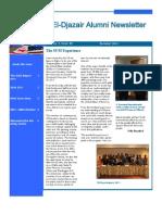El Djazair Alumni Newsletter - October 2011
