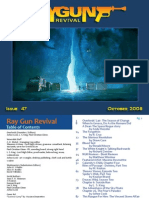 Ray Gun Revival magazine, Issue 47