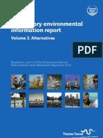 PEIR Main Report Vol3-Alternatives