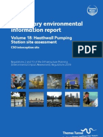 PEIR Main Report Vol18 Heathwall Pumping Station