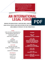 International Legal Forum