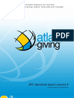 2011 Atlas Standard volume 9 - Giving results through Sept. 2011