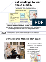 No General Goes to War Without a Map
