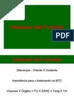 Interações de Funções