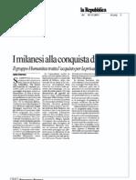 I milanesi alla conquista di Candiolo - 01/11/2011