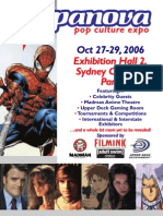 Supanova 2006 Sydney Artists Alley