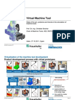 Virtual Machine Tool