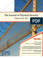 Journal of Physical Security 5(1)