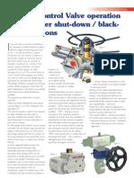 07 ProcessValves&ActuatorsUnderPowerOff Conditions