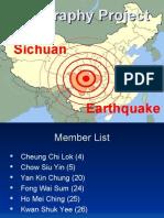4B Group 2 Sichuan Earthquake