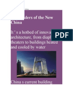 10 Wonders of the New China