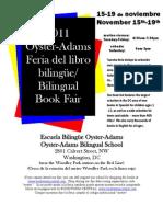 Bilingual Book Fair
