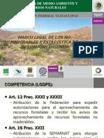 6. Marco Legal de Los No Maderables y as de Su Comport a Mien To