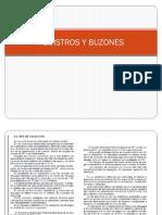 REGISTROS Y BUZONES