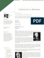 Cartas de La Historia_ Cart..