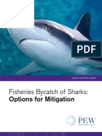 Fisheries Bycatch of Sharks