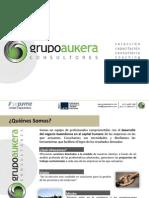 Carpeta Presentación Grupo Aukera Consultores 201110