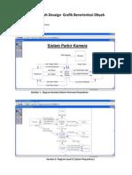Print Scrin Desaign Grafik Berorientasi Obyek