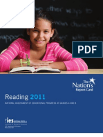 National Assessment of Education Progress - Grades 4 and 8