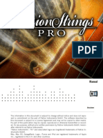 Session Strings Pro Manual English